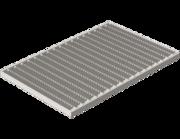 Придверная стальная решетка 490х990