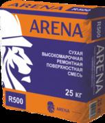 ARENA RepairMaster R500 ремонтный состав для бетона высокомарочный, тиксотропный