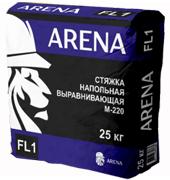 Смесь сухая напольная выравнивающая ARENA FL1